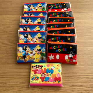 Disney - 【最終値下げ】ディズニー ポケットティッシュ