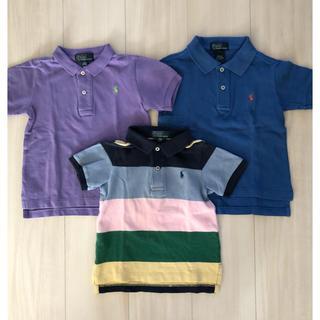 POLO RALPH LAUREN - ポロラルフローレン、Tシャツ3枚セット