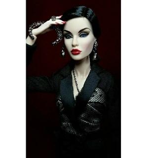 バービー(Barbie)のFashion Royalty Reyna ファッション ロイヤリティ レイナ(人形)