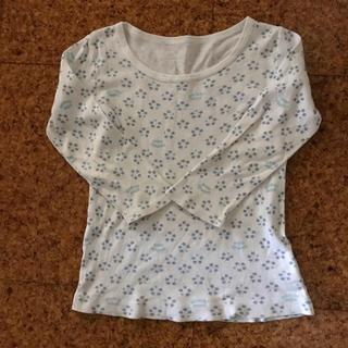 コンビミニ(Combi mini)のコンビミニ 長袖肌着 100(下着)