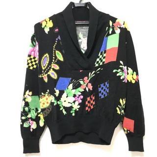 LEONARD - レオナール 長袖セーター サイズM - 花柄