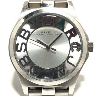 マークバイマークジェイコブス(MARC BY MARC JACOBS)のマークジェイコブス 腕時計 - MBM3262(その他)