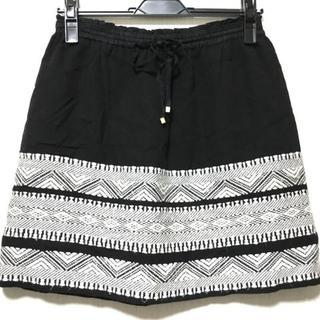 グレースコンチネンタル(GRACE CONTINENTAL)のダイアグラム ミニスカート サイズ36 S(ミニスカート)