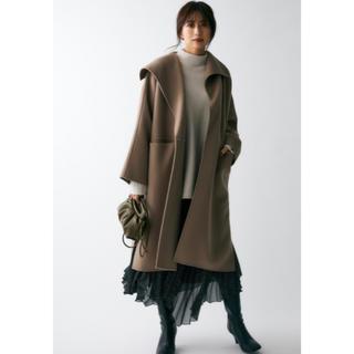 Mila Owen - 衿デザインハーフコート
