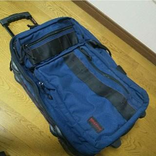 ブリーフィング(BRIEFING)の希少廃盤 ブリーフィング T-1 ミッドナイト キャリー トローリー(トラベルバッグ/スーツケース)