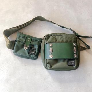 トーガ(TOGA)のtoga archives porter belt bag ベルトバッグ(ボディバッグ/ウエストポーチ)