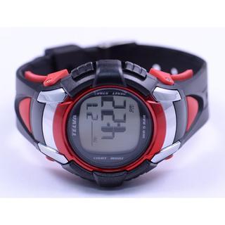 クレファー CREPHA TEV-2507RD(腕時計(デジタル))