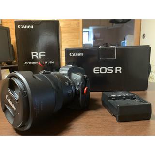 Canon - 【美品】キャノン EOS R RF24-105 f4 L