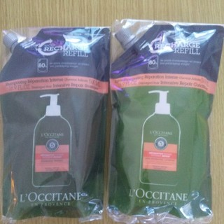 L'OCCITANE - ロクシタン ファイブハーブスリペアリング シャンプー&コンディショナーセット