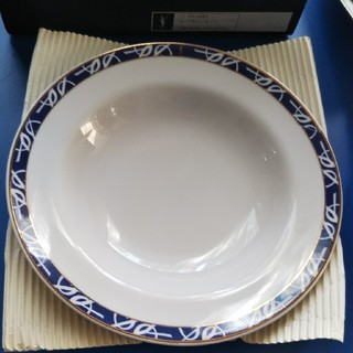 サンローラン(Saint Laurent)のYVES SAINT LAURENT イヴ・サンローラン プレート5枚セット 皿(食器)