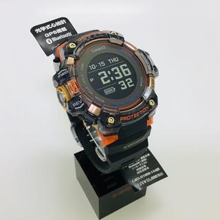 ジーショック(G-SHOCK)のG-SHOCK 【新品未使用品】GBD-H1000-1A4JR G-SQUAD(腕時計(デジタル))
