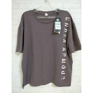 アンダーアーマー(UNDER ARMOUR)の新品未使用 アンダーアーマー メッシュ Tシャツ Lサイズ(Tシャツ(半袖/袖なし))