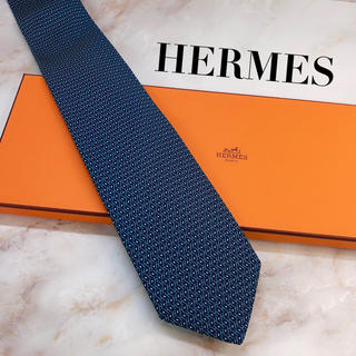 Hermes - HERMES エルメス 新品未使用 ネクタイ