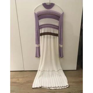mame - mame ワンピース ドレス 19SS 美品