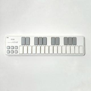 KORG - KORG nanokey2 ホワイト midiキーボード DTM ピアノ