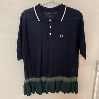 フレッドペリー(FRED PERRY)の【美品】フレッドペリー  ポロシャツ レディース(ポロシャツ)