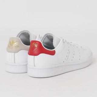 adidas - スタンスミス イチゴ STANSMITH スニーカー adidas アディダス