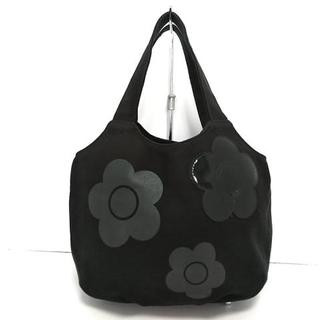 MARY QUANT - マリークワント トートバッグ - 黒