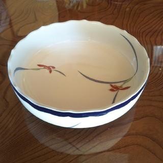 コウランシャ(香蘭社)の香蘭社 深鉢 器 皿 オーキッド レース 未使用(食器)