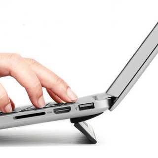 【A50】MacBook Pro/Air用  Kickflip フリップスタンド(その他)