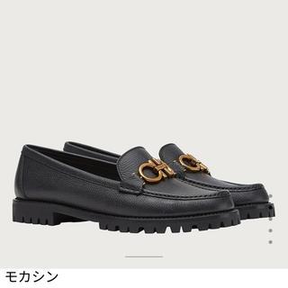 サルヴァトーレフェラガモ(Salvatore Ferragamo)のサルヴァトーレフェラガモ 20AW新作 モカシン(ローファー/革靴)