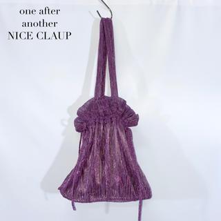 ワンアフターアナザーナイスクラップ(one after another NICE CLAUP)の【NICE CLAUP】トートバッグ ナイスクラップ(トートバッグ)