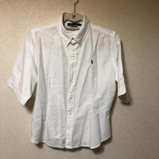 ラルフローレン(Ralph Lauren)のポロラルフローレン ボタンダウンシャツ(シャツ/ブラウス(半袖/袖なし))
