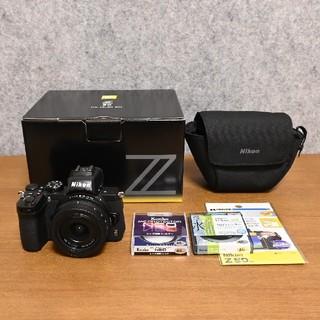 Nikon - Nikon Z50 16-50 VR レンズキット【美品】