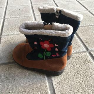 ミキハウス(mikihouse)のミキハウス❤️ウエスタンブーツ 15cm(ブーツ)