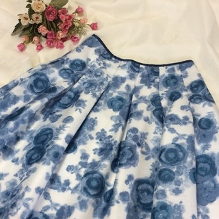 M'S GRACY - エムズグレイシー 花柄スカート