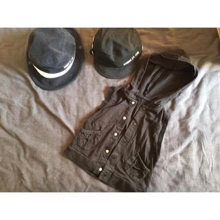コムサイズム(COMME CA ISM)の帽子 ベスト セット コムサイズム(帽子)