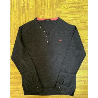 バーバリーブラックレーベル(BURBERRY BLACK LABEL)の【お買い得品】バーバリーブラックレーベル セーター(ニット/セーター)
