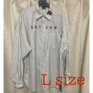 防弾少年団(BTS) - ROMANTIC CROWN(ロマンティッククラウン) ストライプシャツ