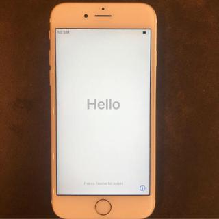 iPhone - iPhone6s ゴールド 64GB