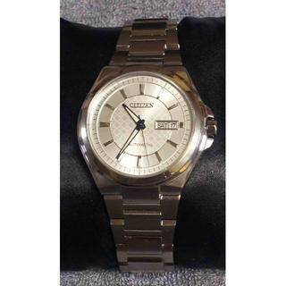シチズン(CITIZEN)のCITIZEN WATCH NP4080-50A 美品(腕時計(アナログ))