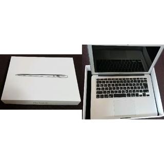 macbook air mqd42j/a Corei5 8GB SSD256GB(ノートPC)