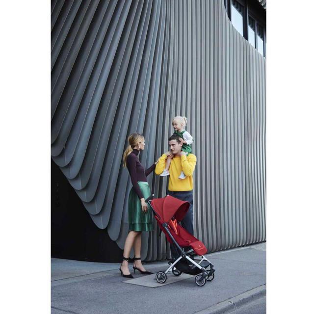 GB(ジービー)の【新品・日本未上陸】GB ポキットプラス Fashion Edition キッズ/ベビー/マタニティの外出/移動用品(ベビーカー/バギー)の商品写真