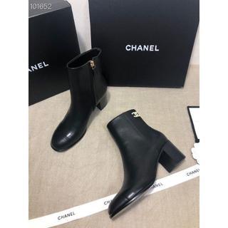 CHANEL シャネル ブーツ   22.5-25cm