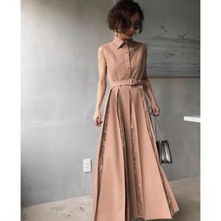 アメリヴィンテージ(Ameri VINTAGE)のLADY ALTERNATELY DRESS(ロングドレス)