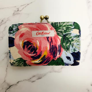 キャスキッドソン(Cath Kidston)のキャスキッドソン 財布 がま口(財布)