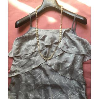 インディヴィ(INDIVI)のINDIVI可愛すぎるキャミソール💓(Tシャツ(半袖/袖なし))