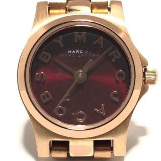 マークバイマークジェイコブス(MARC BY MARC JACOBS)のマークジェイコブス 腕時計 - MBM3256(腕時計)