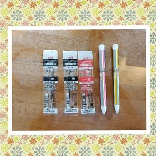 ミツビシエンピツ(三菱鉛筆)の【UNI】ジェットストリーム 3機能ペン(2本セット)(ペン/マーカー)
