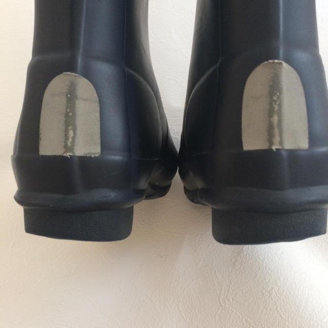 HUNTER(ハンター)のハンター キッズ長靴 サイズUK2(21cm相当) ネイビー レインブーツ キッズ/ベビー/マタニティのキッズ靴/シューズ(15cm~)(長靴/レインシューズ)の商品写真