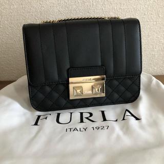 フルラ(Furla)のフルラ メトロポリス 黒 新品未使用(ショルダーバッグ)