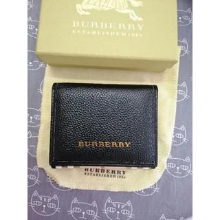 BURBERRY - 「 バーバリー★BURBERRY」  財布 美品 箱付き
