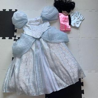 Disney - シンデレラ プレミアムドレス 衣装 100