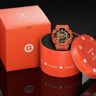 ジーショック(G-SHOCK)のG-SHOCK GA-110JDB-1A4JR ドラゴンボールZ(腕時計(デジタル))