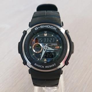 ジーショック(G-SHOCK)の【CASIO/G-SHOCK】デジアナ メンズ腕時計 G-300-3AJF(腕時計(デジタル))