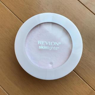 REVLON - レブロン スキンライト プレスト パウダー #105 ベビー ピンク 10g